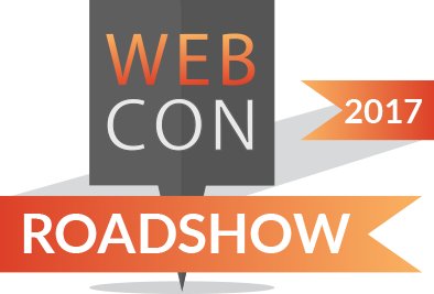 WEBCON 2017 Roadshow